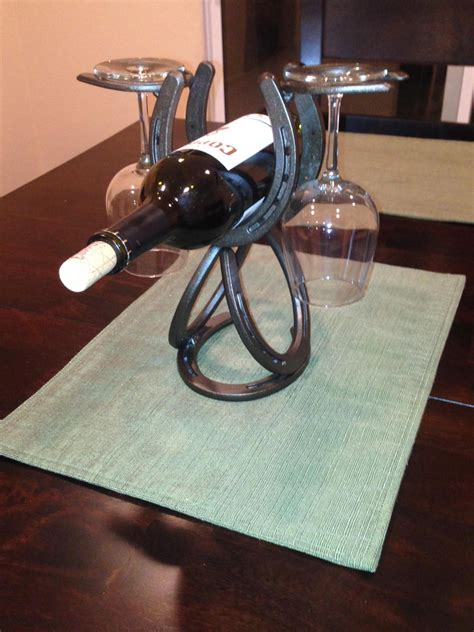 Shoe Wine Rack by Horseshoe Wine Rack Single Wine Bottle That Holds 2 Wine