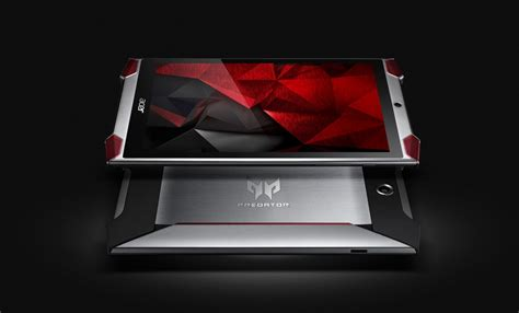 acer predator 8 gaming tablet with atom x7 z8700 and acer announces predator 8 gaming tablet with intel atom x7