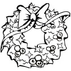 wreath coloring page wreath coloring pages coloring home
