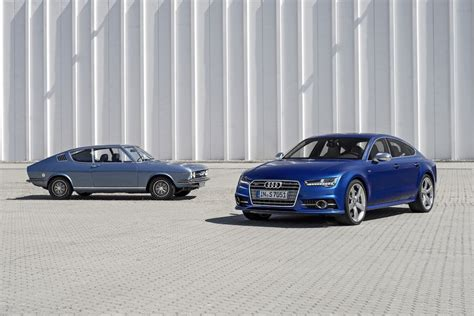 Audi 4 Rings by 4 Rings Flying 15 Of The Fastest Audis Produced