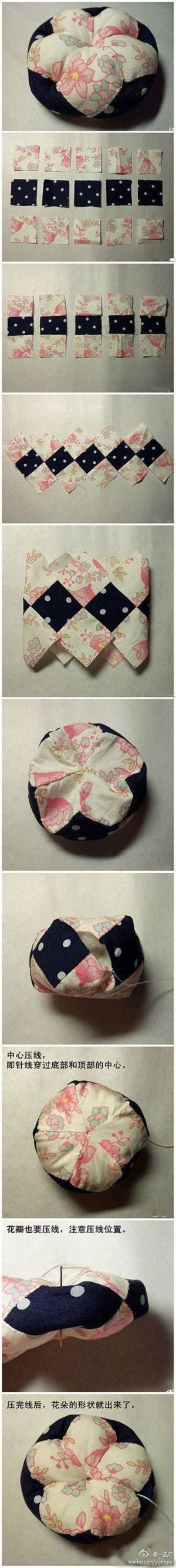 How To Hump A Pillow Step By Step by How To Make Flower Shape Pillow Step By Step Diy Tutorial