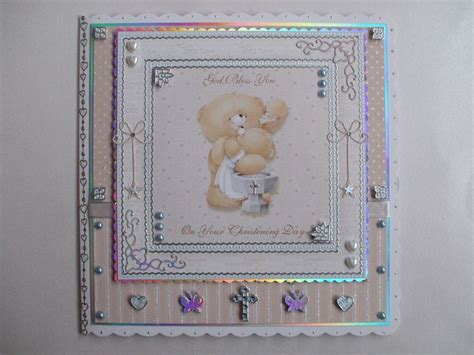 Handmade Christening Card Ideas - 1000 ideas about handmade christening cards on