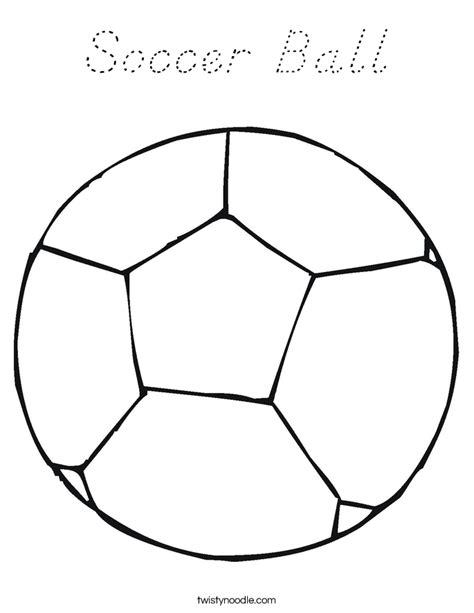 Balls Outline by Pin Soccer Outline Clip Vector Royalty Free On