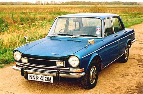 Chrysler Co Uk Simca Classic Cars