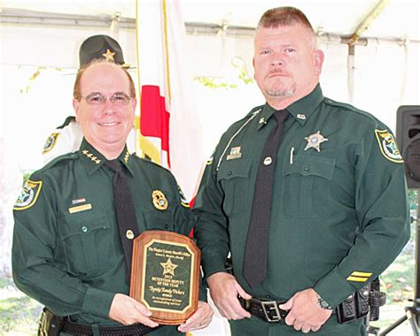 Flagler County Sheriff Office by Flagler Detention Deputy Of The Year Reprimanded For