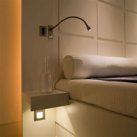 Ideas For Bedside Reading L Design Cama Led Bedside Reading Light Cullen Lighting