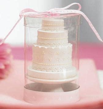 mini cake wedding favors wedding cakes pink cake box diy simple bridal shower centerpiece mini wedding cake