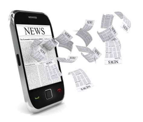 mobile news is tech to claim space in mobile news