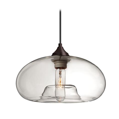 Besa Lighting Pendant Besa Lighting Bana Bronze Pendant Light With Oblong Shade