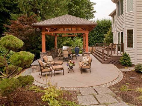 Back porch roof ideas, detached outdoor covered patio