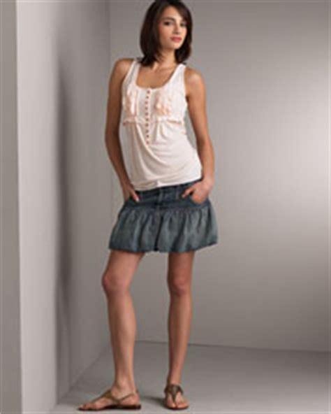 Rok Mini R 14 Mini Skirt chic may 2006