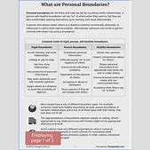 Codependency Worksheets   ialoveni.info