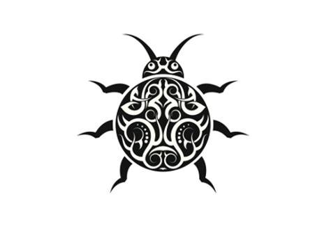 ladybug tribal tattoo ladybug tattoos