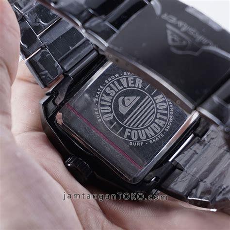 Jam Tangan Quiksilver Foundation harga sarap jam tangan quiksilver foundation black