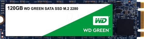 Ssd 120gb Wd Green Sata 3 wds120g2g0b wd green 3d ssd m 2 120gb sata bei reichelt