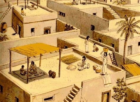 imagenes de casas judias ceheginpaco las casas egipcias en la antiguedad