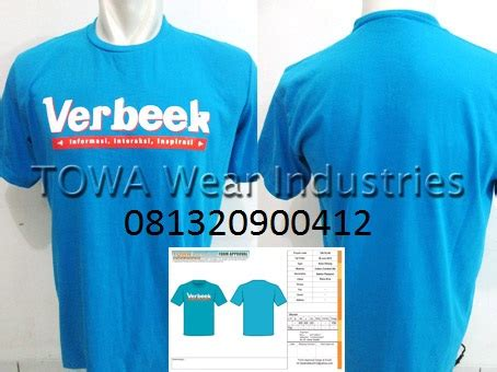 Tshirt Kaos Distro Pesona Indonesia Murah Terbaru macam macam bahan kaos produksi kaos produsen