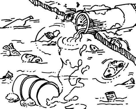 Land Pollution Coloring Pages Coloring Home Land Coloring Pages