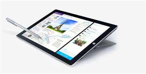 Tablet Microsoft Surface Pro 3 microsoft surface pro 3 review lifestyle