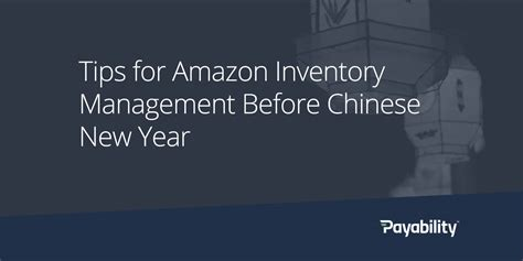 Tips For Creating An Inventory - purchasing inventory before new year