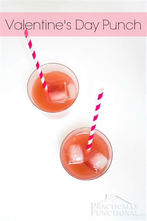 valentines punch classic s day punch recipe