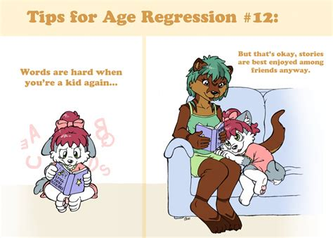 sissy baby story full regression tips for age regression 12 story time by nicolaibunny by