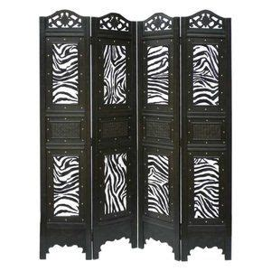 Zebra Room Divider 17 Best Images About Furniture On Pinterest Zebra Print By Funky And Painted Tables