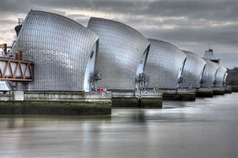 Thames Barrier Improvements | river thames description location history facts