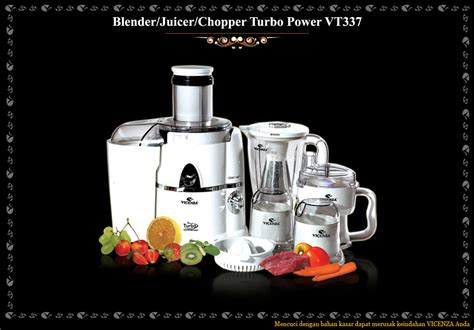 Blender Juicer 7 In 1 vicenza bekasi juicer multi blender 7 in 1 vicenza
