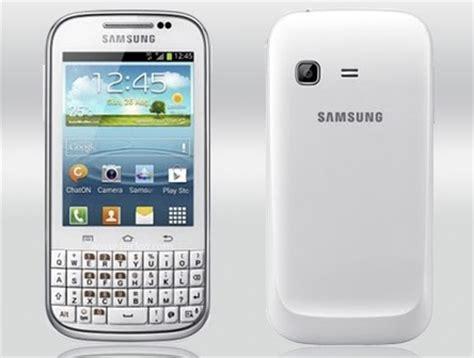 Hp Samsung Android Qwerty Terbaru samsung galaxy chat harga dan spesifikasi hp android qwerty terbaru review hp terbaru