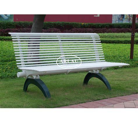 decorative metal outdoor benches arlau outdoor decorative metal leg garden bench used cheap