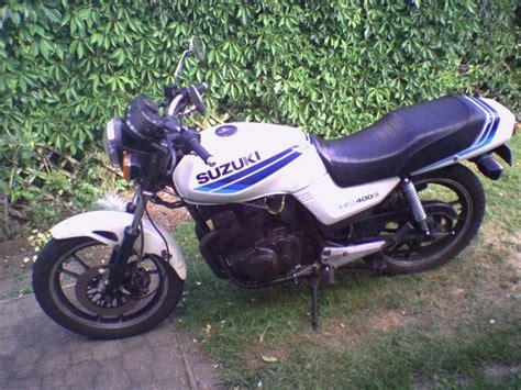 Suzuki Gsx 400 1984 Suzuki Gsx 400 S Moto Zombdrive