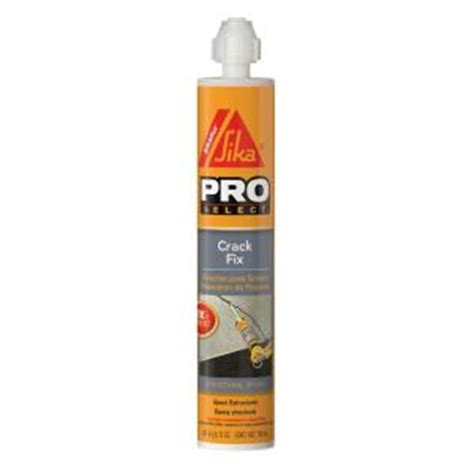 sikadur 6 fl oz structural epoxy fix 107655 the