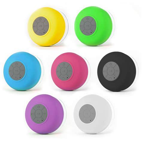 Shower Speaker by Large Bluetooth Waterproof Shower Speaker Redeem Source
