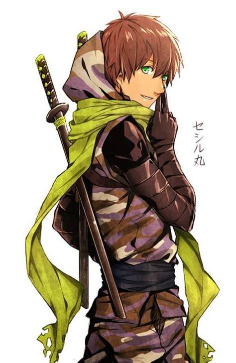 anime ninja cecil ninja uta no prince sama pinterest songs