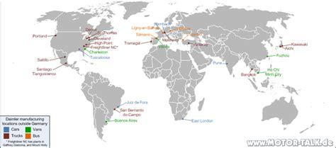 ford plants worldwide daimler standorte weltweit quelle http upload wikimedia