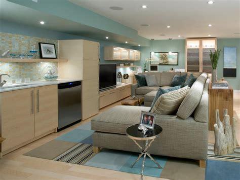 modern furniture basements decorating ideas