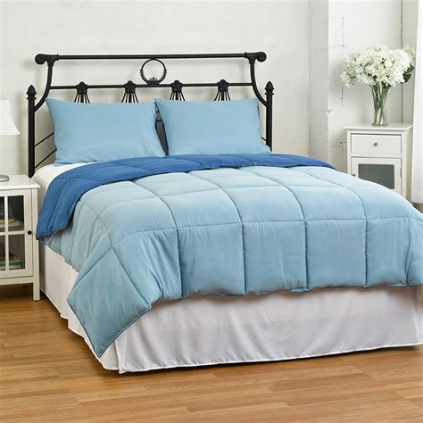 lightweight summer bedding lightweight reversible down alternative summer comforter