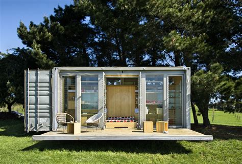 Mobile Homes A Transforming Shipping Container House