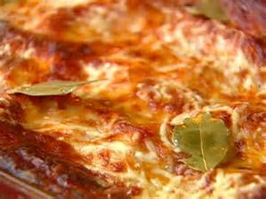 florence recipes lasagna al forno recipe tyler florence food network