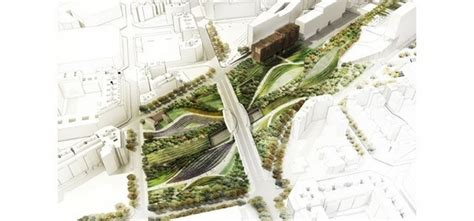 barcelona avenue lineal park welcome to guayaquil sagrera linear park in barcelona spain by west 8 urban design