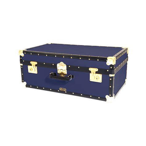 luggage trunks 30 quot attache luggage trunks mossman trunks