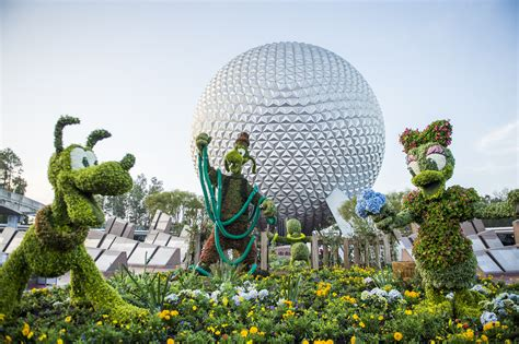 disney flower and garden festival disney expands flower and garden festival