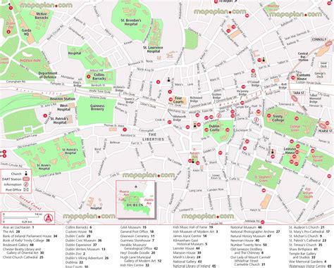 100 dart map dublin map maps dublin ireland a dart