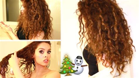 Drying Curly Hair my curly hair routine for hair
