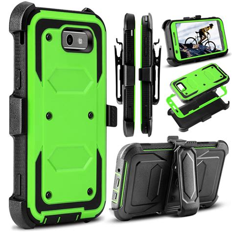 Samsung Galaxy S6 Edge Plus Hardcase Cover Armor Casing Bumper Keren heavy shockproof armor hybrid protective cover belt clip for samsung galaxy s6 s7 s8