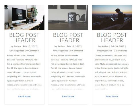 wordpress excerpt layout how to fade out text on divi post excerpts elegant