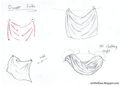 drawing drapery folds how to draw clothes and folds drawing lessons