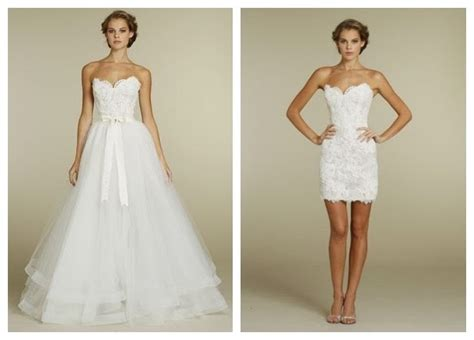 Hochzeitskleid 2 In 1 by Whiteazalea Gowns Trendy 2 In 1 Wedding Dress Ideal