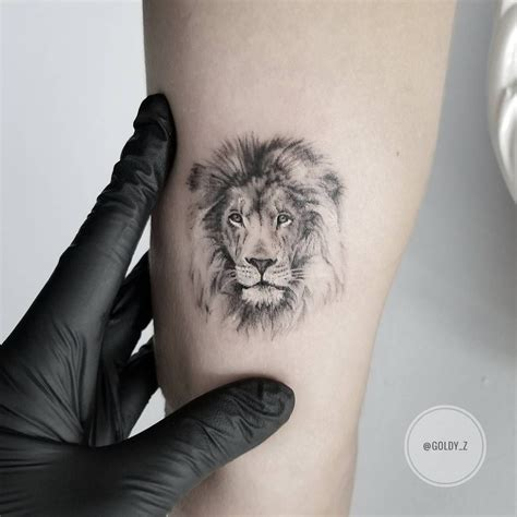 girl lion tattoo designs tattoos best design ideas 2018